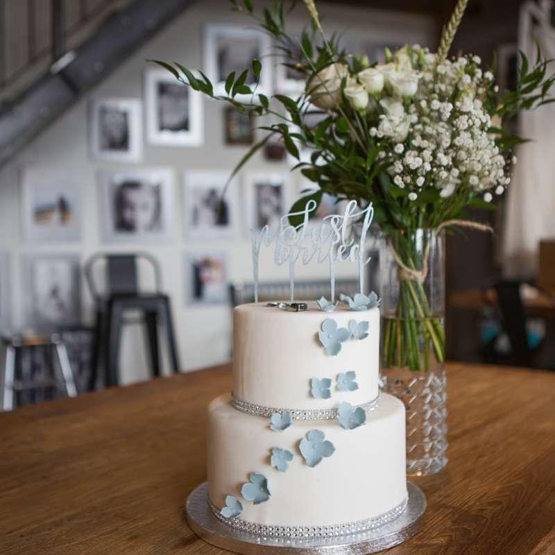 Bröllopsdag på Brukstorget
