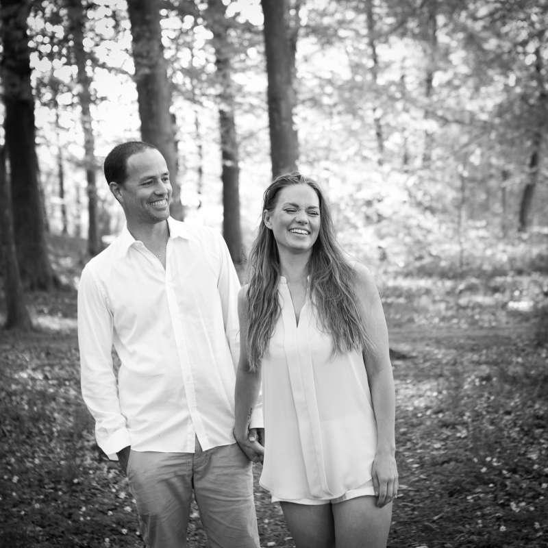 Tanja och Mick