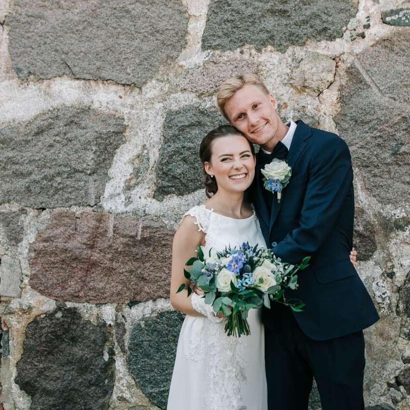 Maja och William