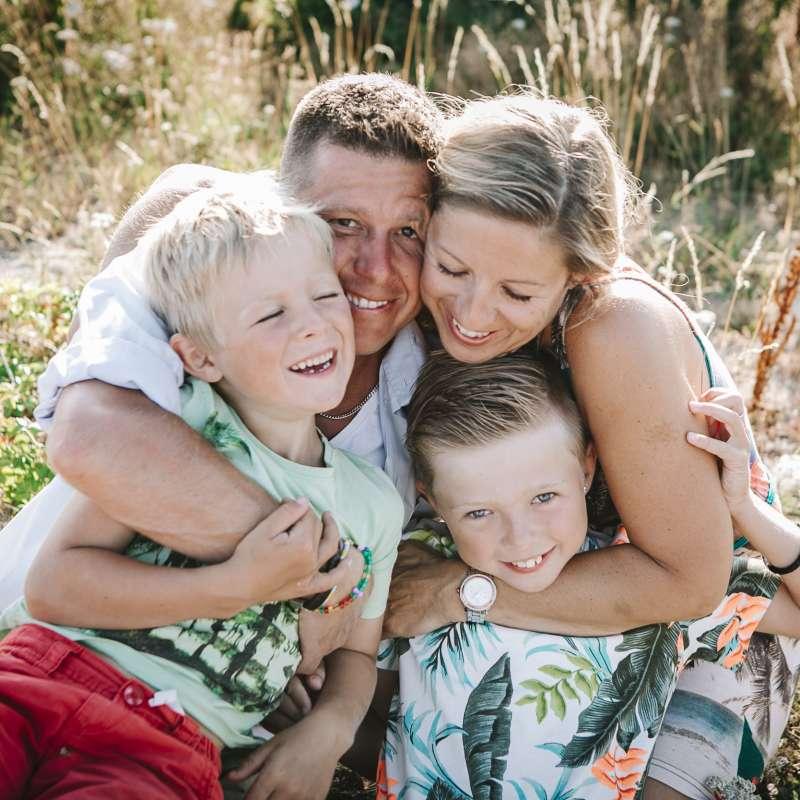 Familjen Edvinsson