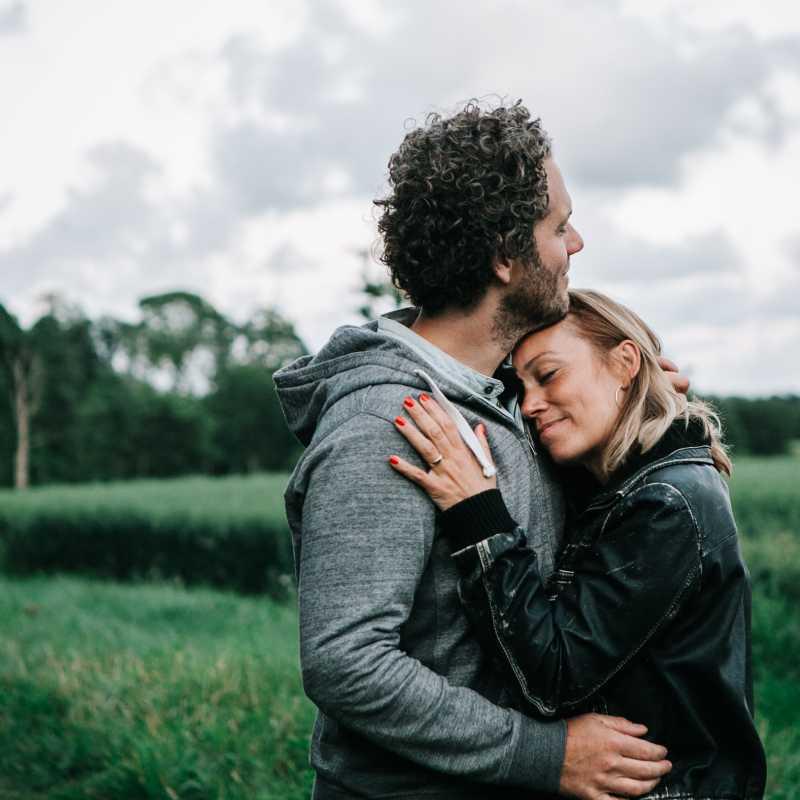 Jennie och Andreas